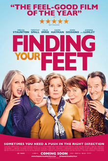 Finding Your Feet film