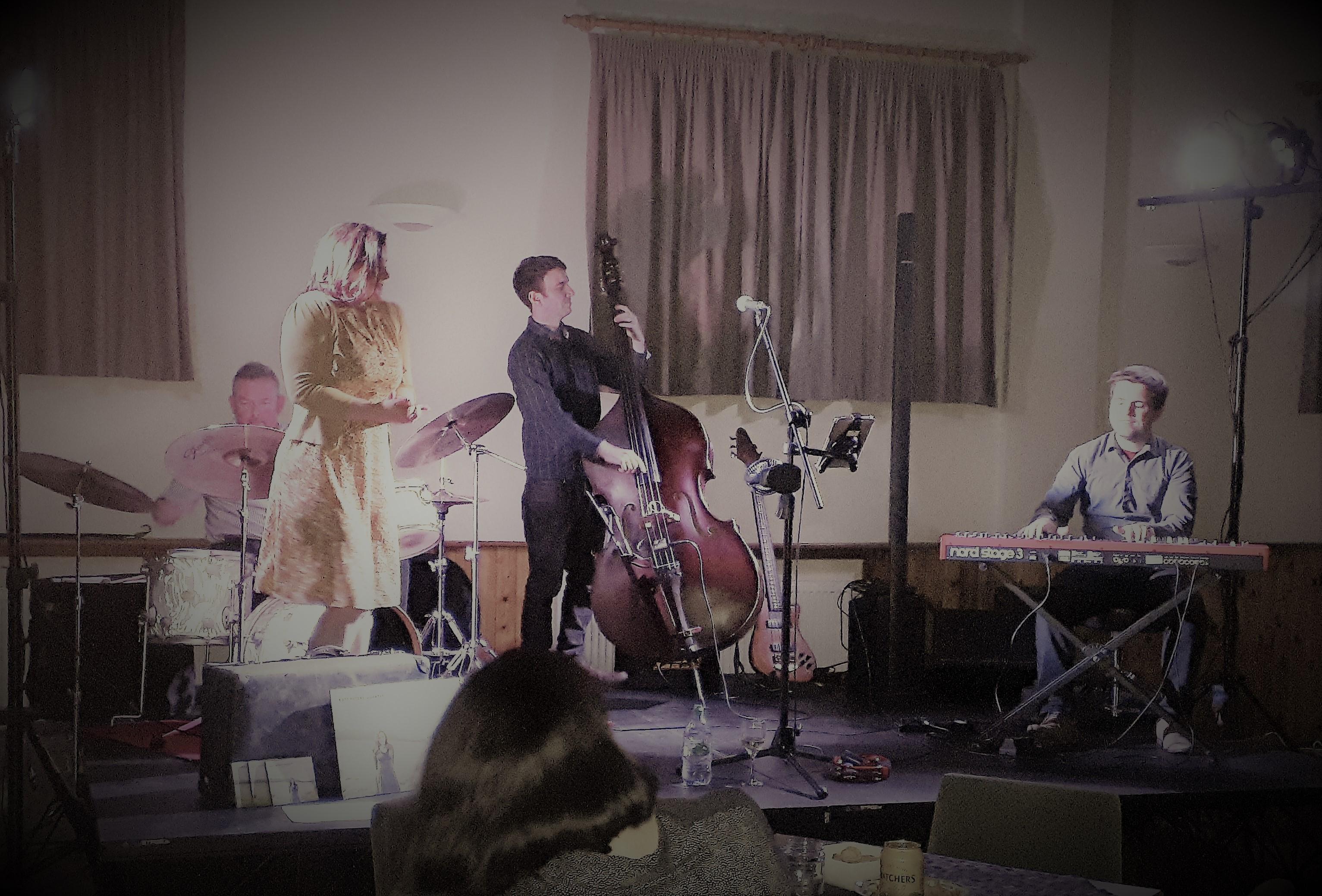 Kate Peters Quartet